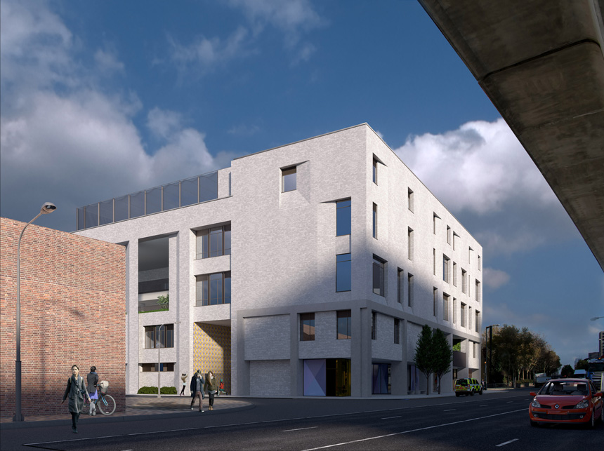 New 600 place secondary Academy in West Silvertown is given the green light